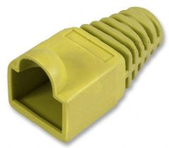 PRO POWER SH001 6 YELLOW  Strain Relief Boot 6Mm Yell 10/Pack